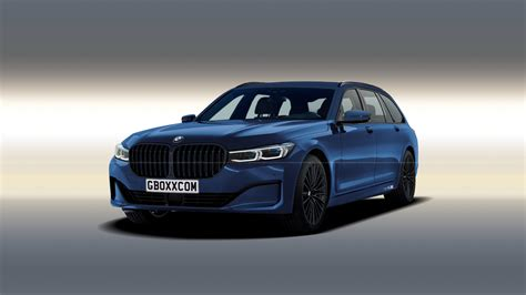 Bmw 6er 2020 by 2020 Bmw 7 Series Facelift Imagined As Wagon And Cabrio