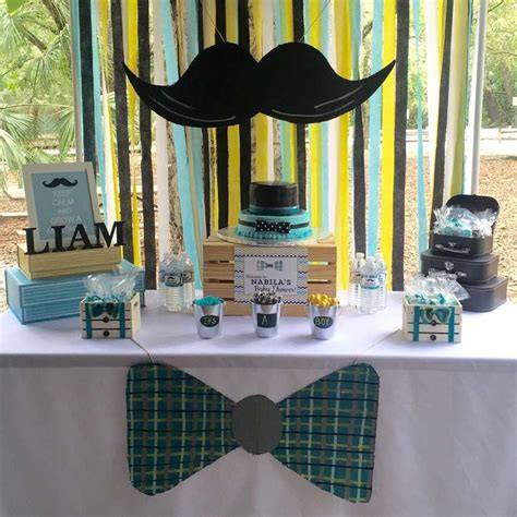 mustache themed baby shower decorations best 25 mustache baby showers ideas on