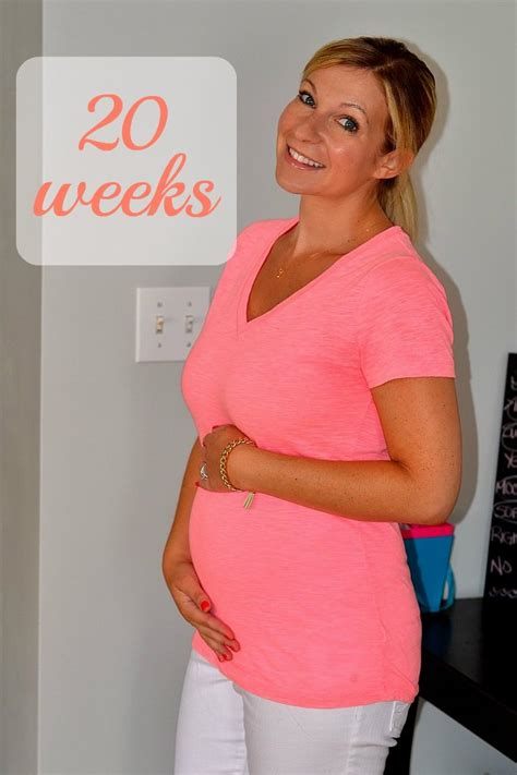 how is a s gestation bumpdate 20 weeks glossy