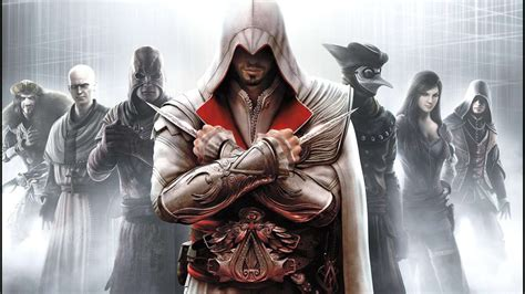 Kaset Ps4 Assassin S Creed The Ezio Collection ps4 xbox one assassin s creed ezio collection details leaked runs at 1080p 30 fps gamespot