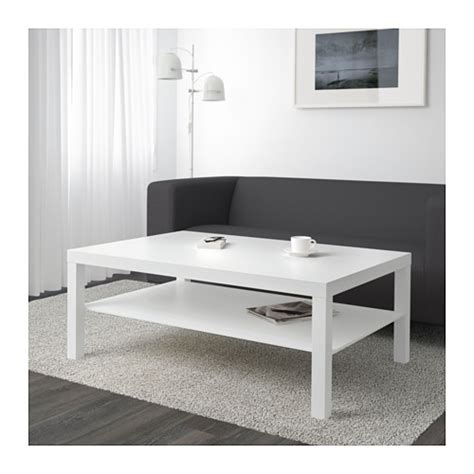 Lack Side Table Serbaguna Coffee Table Meja Sudut Meja Tambahan lack coffee table white 118x78 cm ikea