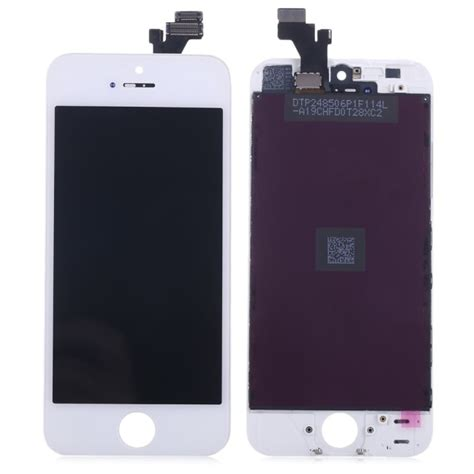 Sparepart Iphone 5 iphone 5 lcd digitizer screen replacement part