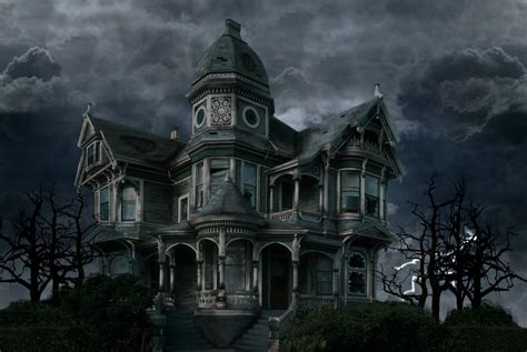 haunted house halloween pinterest