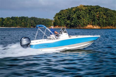 angler fishing boat nauticstar 231 angler boating world
