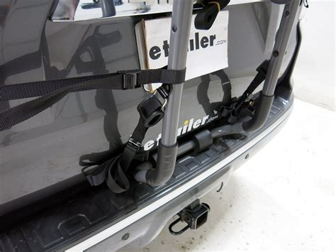 Trunk Mount Bike Rack For Car With Spoiler by Hrf2