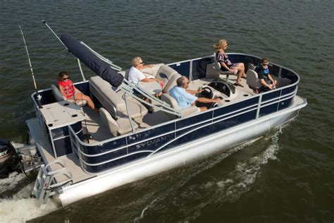 best large pontoon boats ohio pontoons largest sylvan pontoon boat dealer in ohio