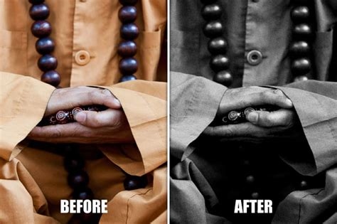 tutorial lightroom effect how to create a black and white film grain effect in
