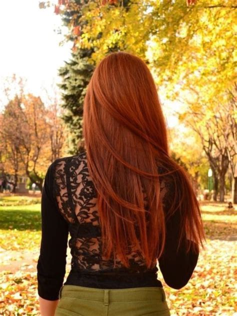 long haircuts with a back view redheads 40 sexy red head hairstyles to try in 2018