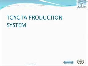 Kanban Toyota Production System Kanban Toyota Production System Images