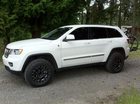jeep grand cherokee wk2 lifted wk2 coil suspension 2 5 3 5 quot options expedition portal