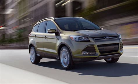 Ford Escape 2013 Reviews by 2013 Ford Escape Review Car Reviews
