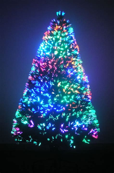 90cm 3ft fibre optic saturn christmas tree with ice white