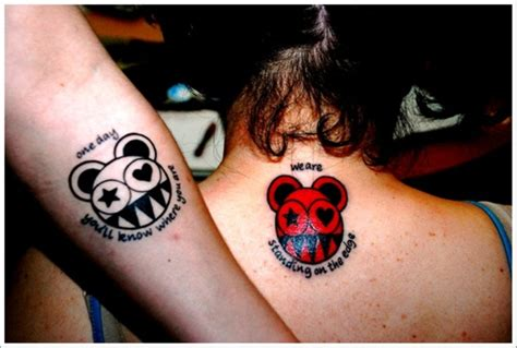 couple tattoo designs back awesome tattoo design ideas for couples matching
