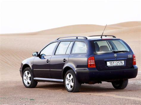 skoda 4x4 cars 2003 skoda octavia combi 4x4 skoda cars