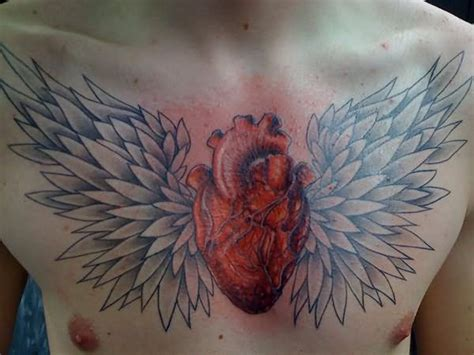 red wings tattoo designs 26 awesome real tattoos designs and images