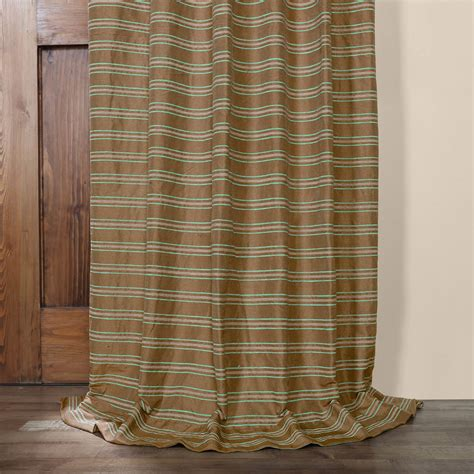teal cotton curtains mocha teal casual cotton curtain drapes