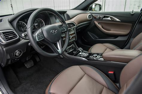 infiniti qx30 interior infiniti qx30 reviews research new used models motor
