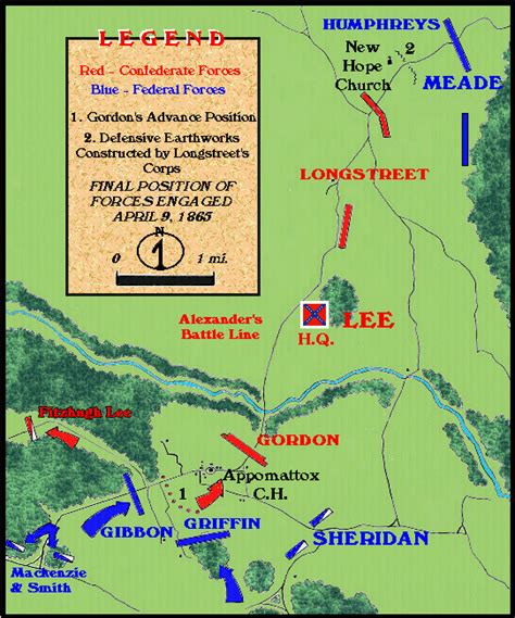 battle of appomattox court house battle of appomattox court house