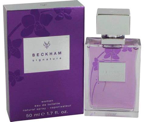 Parfum Posh Pink signature for perfume for by david beckham