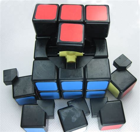 quot ghost quot 3x3x3 speed rubik s rubic cube puzzle ebay