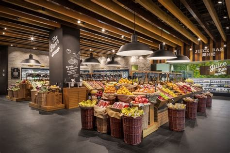 cuisine shop home park food store by triad china harbin china