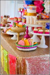 Mexican fiesta party decorations bring the joy by the colourful