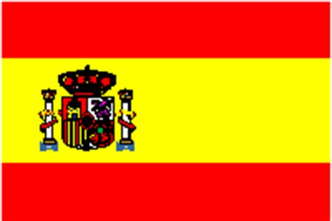 Spain Maps And Guidebooks From Omnimap A Leading International Map Store With Over 275 000 Map Printable Spain Flag