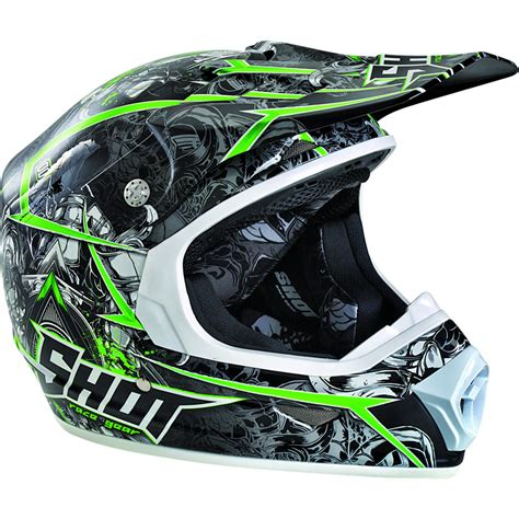 green motocross helmets furious lord motocross helmet road racing