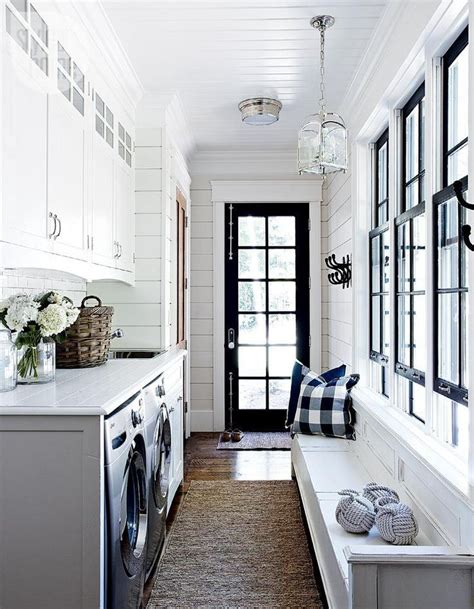 Laundry Room Shiplap Design Detail Shiplap Walls Ceilings Elements Of