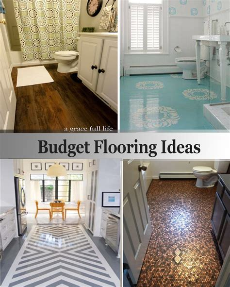 flooring ideas budget flooring ideas