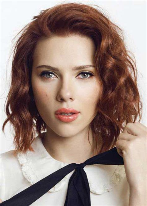 mid length a lone bob 40 gorgeous wavy bob hairstyles to inspire you beauty epic