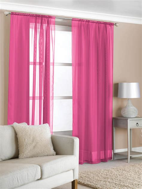 shocking pink curtains pink curtains inspire hope and eliminate anger