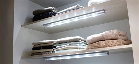Closet Rod Light by How To Create A Closet For Your Clothes Groomed Home