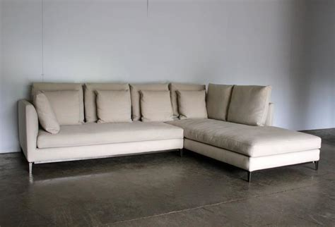 minotti andersen sofa minotti quot andersen slim 103 quilt quot l shape sofa by dordoni