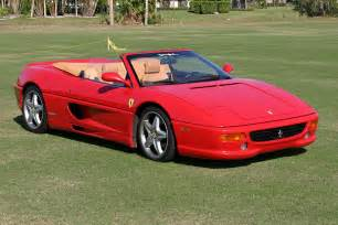 335 F1 Spider 1995 1999 F355 Spider Images Specifications