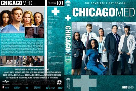 Serial Barat Chicago Med Season 1 chicago med season 1 dvd covers labels by covercity