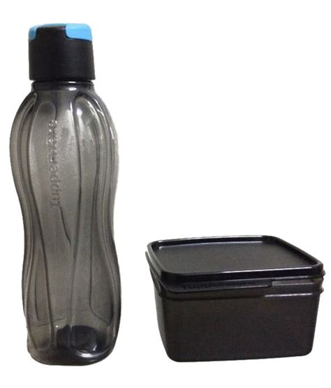 Tupperware Xtreme Bottle buy tupperware xtreme set 750ml flip top water bottle