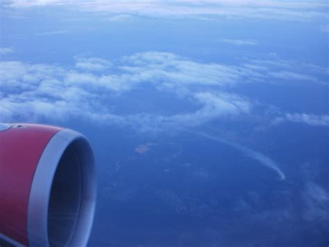 Indahnya Gan Gambar Foto gambar kalimah allah di awan republika rss