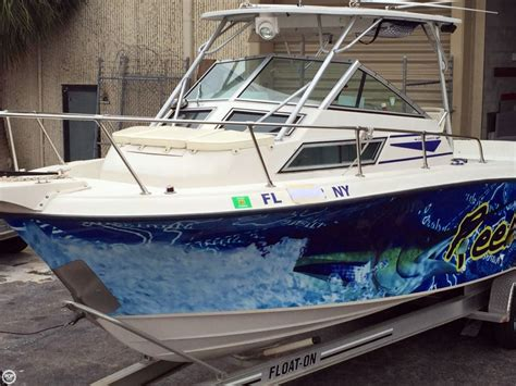 grady white offshore fishing boats for sale 1989 used grady white 240 offshore walkaround fishing boat