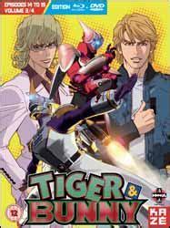 Komik Tiger Bunny Volume 4 tiger bunny volume 3 4 review