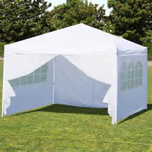 10x10 Canopy Tent With Sides by Best Choice Products 10 X 10 Ez Pop Up Canopy Tent Side