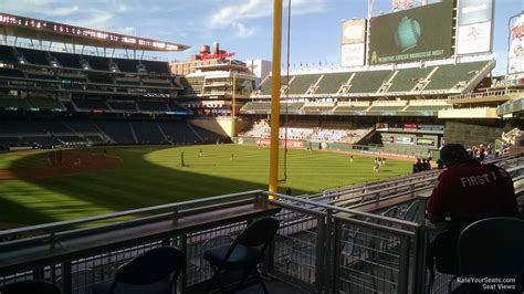 target 1 section target field section 140 rateyourseats com