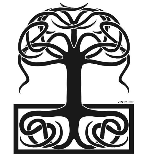 simple norse tattoo 166 best yggdrasil the world tree images on pinterest