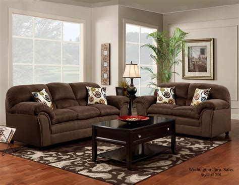 suede living room sets flat suede chocolate sofa and loveseat living room sets