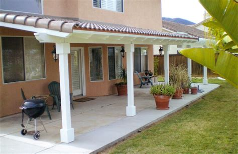 How To Cover Patio by Wooden Patio Covers Homesfeed