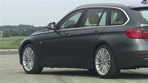 Bmw 3er Youtube by Bmw 3er Touring F31 Design Exterieur Youtube