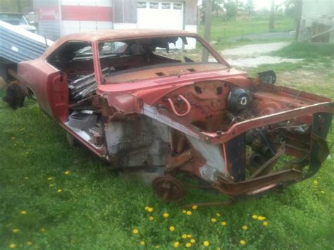1969 dodge charger and frame for sale 1968 and 1969 dodge charger shells for b