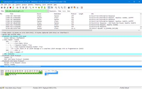 tutorial sniffing menggunakan wireshark tutorial hexiwear bluetooth low energy packet sniffing