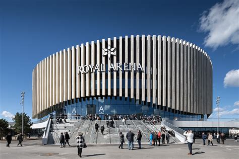 royal arena royal arena architect magazine 3xn architects hks