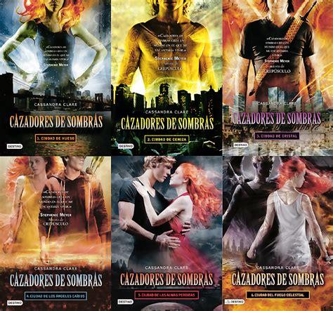 cazadores de sombras el 8408176285 nuevos libros by dreamspacks on